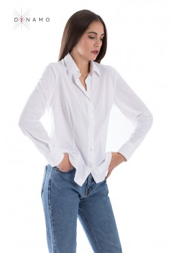 Dynamo Woman Shirt by Ingram. Slim fit and high performance fabric